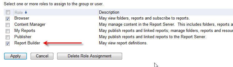 Folder Roles