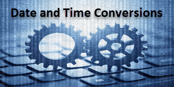 QnA VBage Date and Time Conversions Using SQL Server