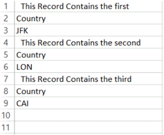 Line Split Issues when Copying Data from SQL Server to Excel
