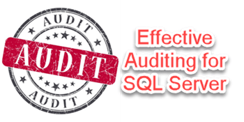 You Must Comply: Effective Auditing for SQL Server with SQL Compliance Manager