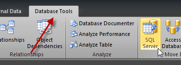 Microsoft Access Database Tools