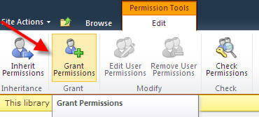 Library Permissions 3
