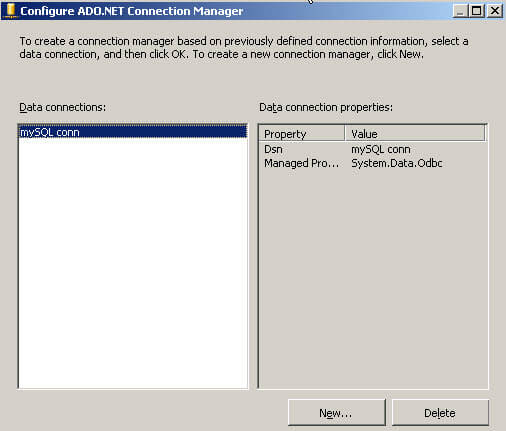Export data from MySQL to SQL Server