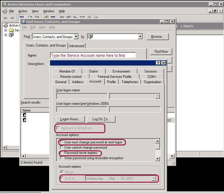 SQL Server Login Failure Error 18456, Severity 14, State 10