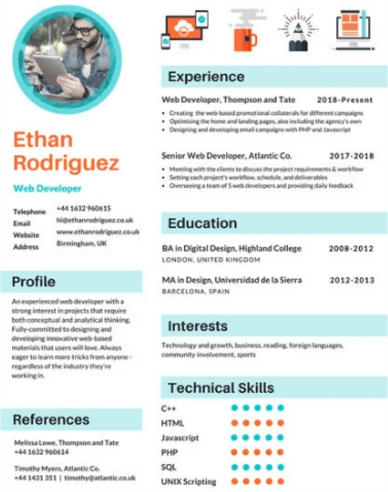 Resume Cookbook for Technology Job Seekers
