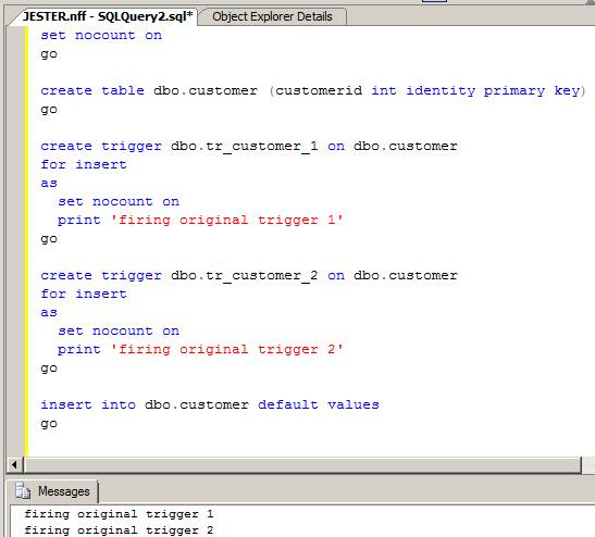 How to create stored procedure & trigger in sql server | janbask.