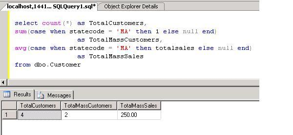 If else in select statement in sql server