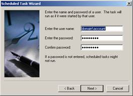 task wizard