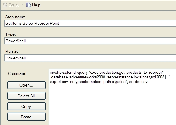 how to create jobs in sql server 2008 with examples