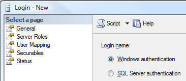 Using Windows Groups for SQL Server Logins as a Best Practice