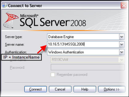 ip instance name