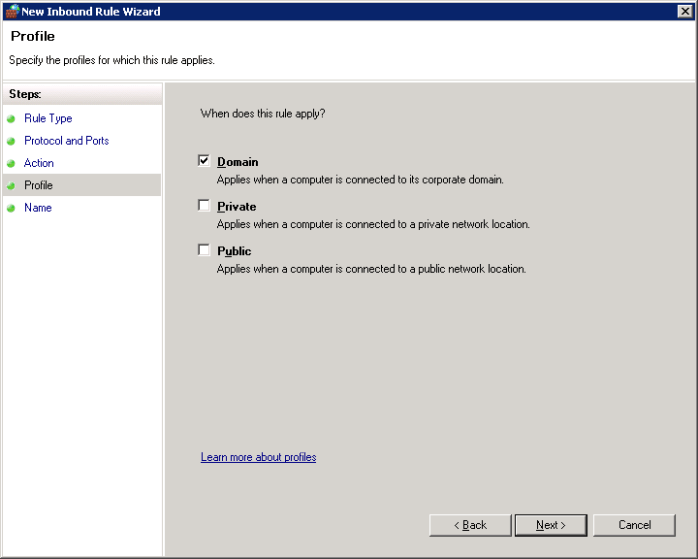 get connected to the SQL Server Instance as long as they have permissions to connect to the SQL Server 2008 Instance