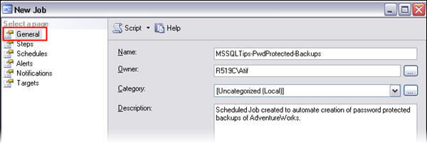 In SSMS go to Jobs folder under SQL Server Agent service