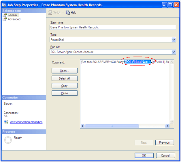 In SQL Server 2008, Microsoft has introduced a new feature called Policy Based Management