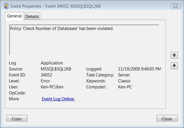 configure Policy-Based Management to enforce standards on my SQL Servers