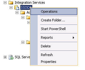 integration services catalog