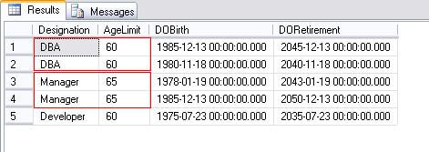Conditional formula in computed column