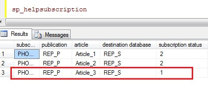 sql server sp_helpsubscription output
