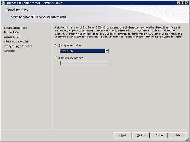 Version and Edition Upgrades with SQL Server 2008 R2