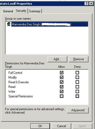 windows permissions