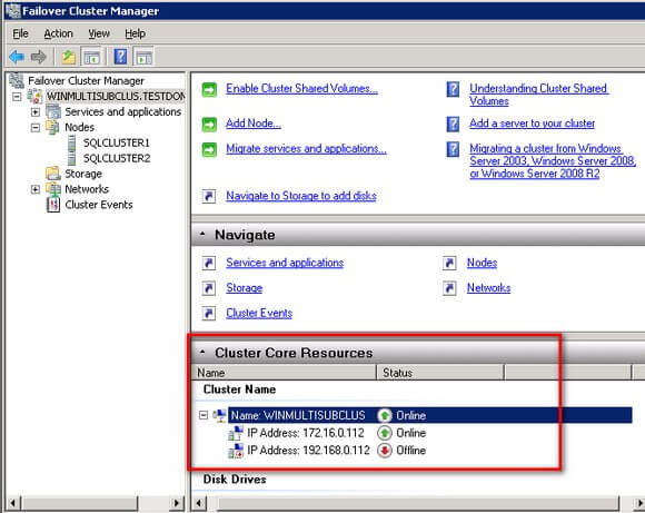 how to find virtual ip address in windows