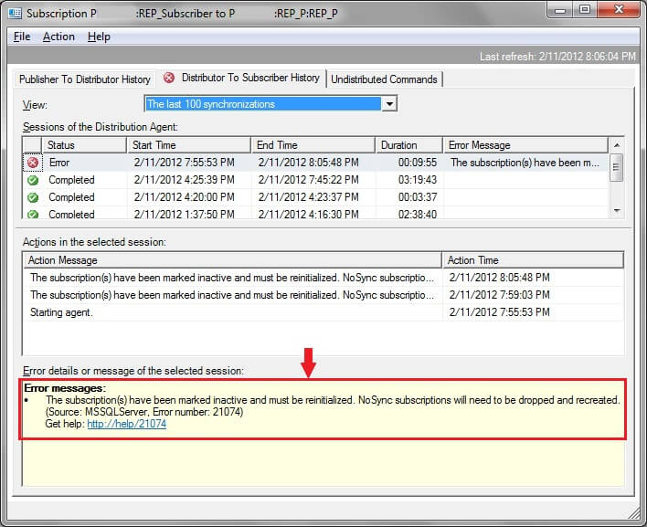 Understanding Retention Periods for SQL Server Transactional Replication