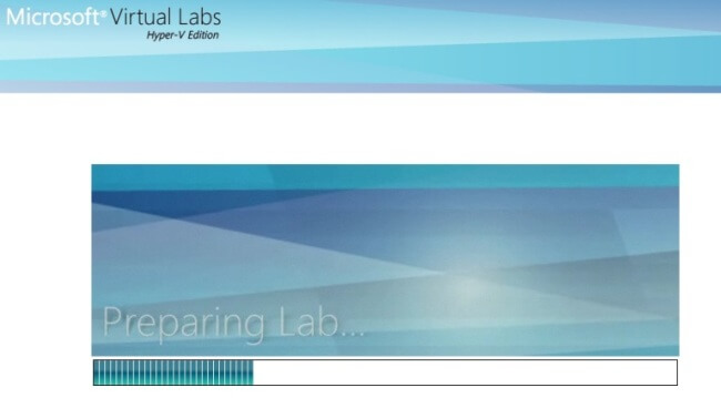 Virtual Lab getting launched