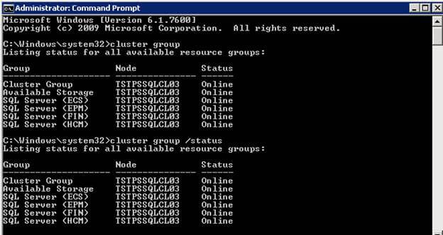 how to connect sql server from command line