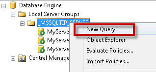 run a multi server query in SQL Server