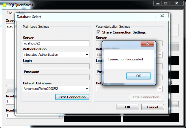 Configure Database Connectivity