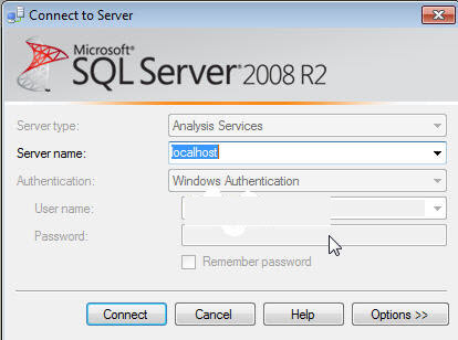 SSMS Connect