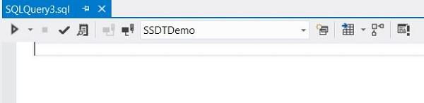 Transact-SQL Editor