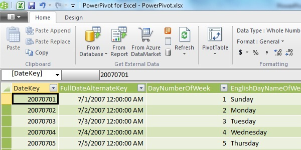 Importing SQL Server Data from Multiple Data Sources into