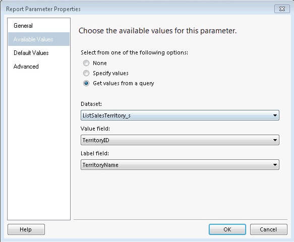 Parameter Properites