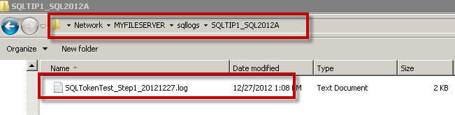 Implementation - SQL Serer Management Studio