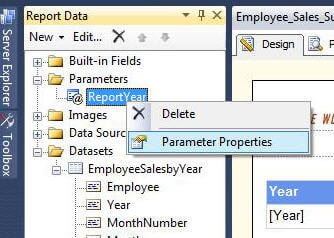 SQL Server Reporting Services Using Multi-value Parameters