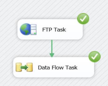 SQL Server Integration Services SSIS FTP Task for Data Exchange