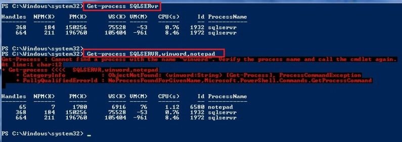 List detail about a single process SQL Server.
