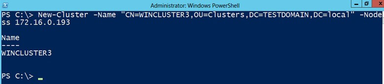 Using Windows PowerShell: