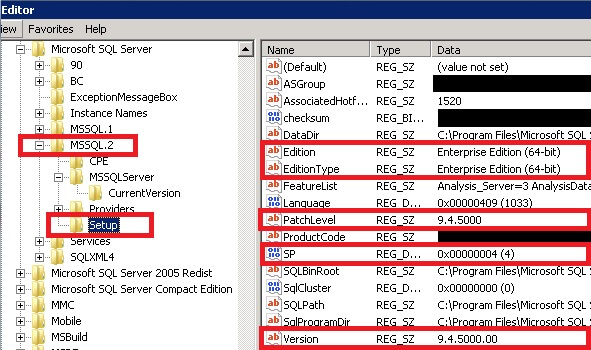 Microsoft Sql Server 2005 Feature Pack