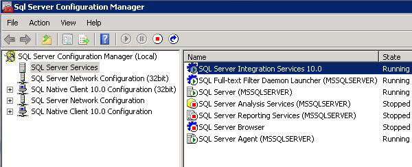 How to resolve SSIS access denied error in SQL Server Management Studio