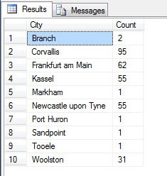 Different ways to get random data for SQL Server data sampling