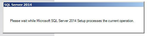 Upgrade to SQL Server 2014
