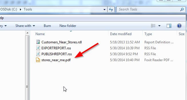 SQL Server Reporting Services (SSRS) RS EXE Utility