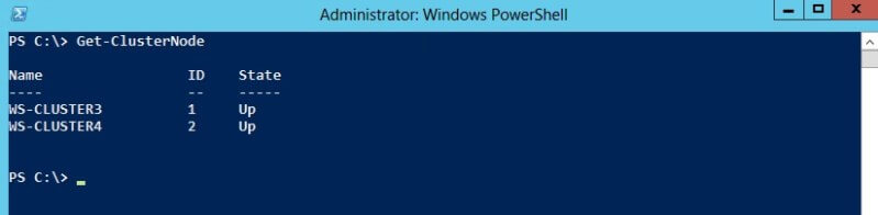 Installing, Configuring and Managing Windows Server Failover Cluster using PowerShell
