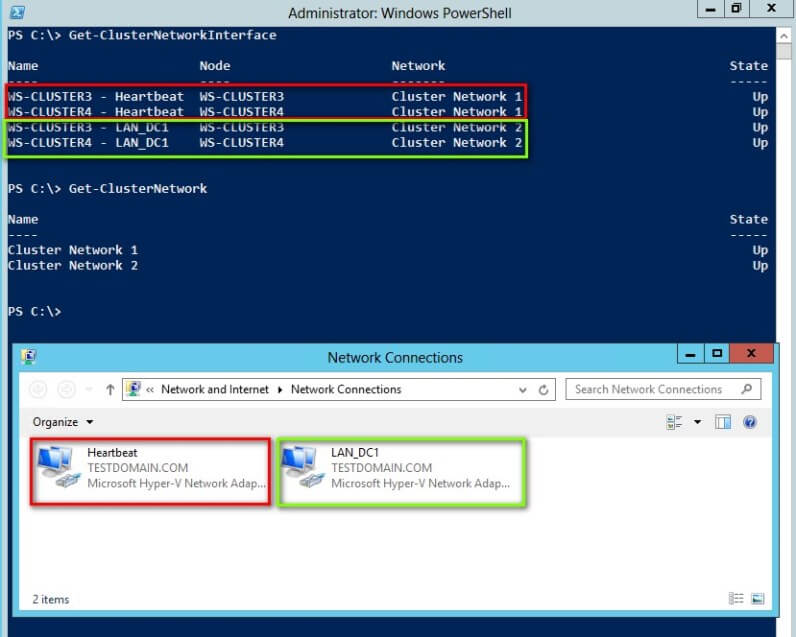 Installing, Configuring and Managing Windows Server Failover