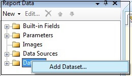 Add New Dataset