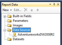 Adding new Data Source