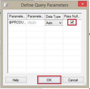 How to use a multi valued comma delimited input parameter