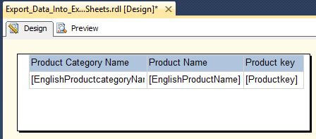 Export SQL Server Reporting Services Report Data into Multiple Excel